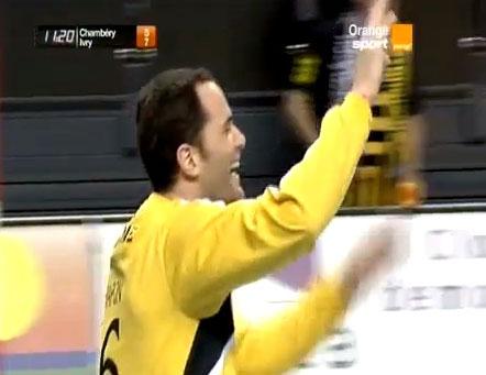 Perierga.gr - Το πιο απίθανο γκολ στην ιστορία του χάντμπολ!