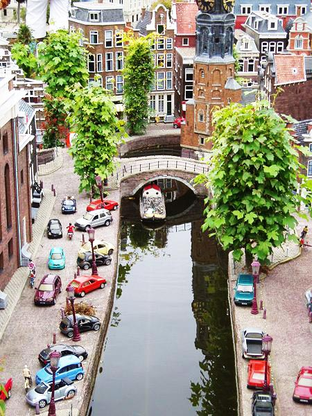 perierga.gr - Madurodam: Η μικρογραφία της Ολλανδίας!