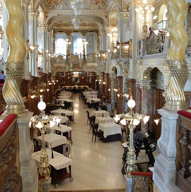 perierga.gr - Τα 15 καλύτερα ιστορικά cafes της Ευρώπης!
