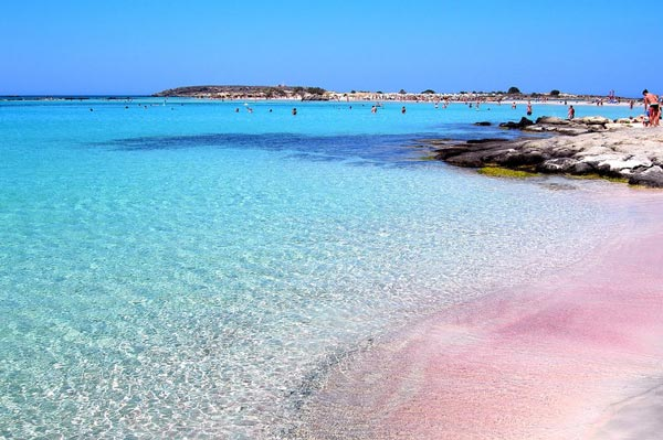 perierga.gr - 7 απίθανες... ροζ παραλίες του κόσμου!