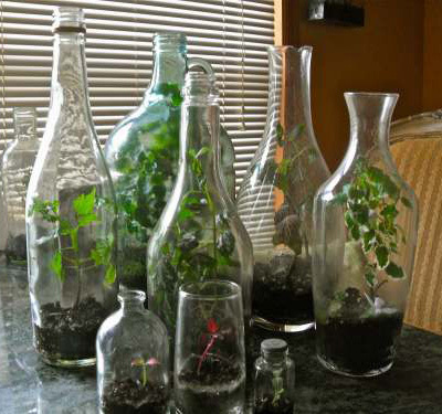 perierga.gr - 10+2 έξυπνοι τρόποι επαναχρησιμοποίησης των μπουκαλιών!