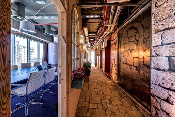 perierga.gr - Τα νεόκοπα γραφεία της Google στο τελ Αβίβ...