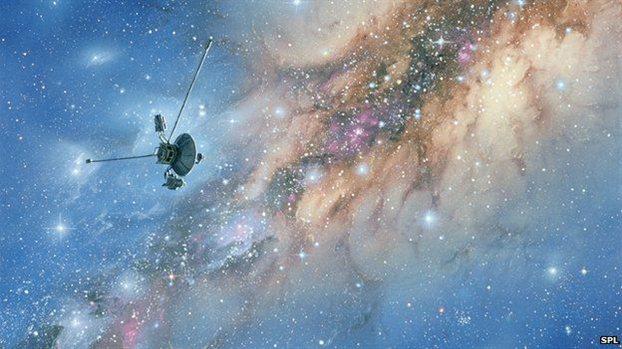 Perierga.gr - Το Voyager-1 εγκατέλειψε το ηλιακό σύστημα!