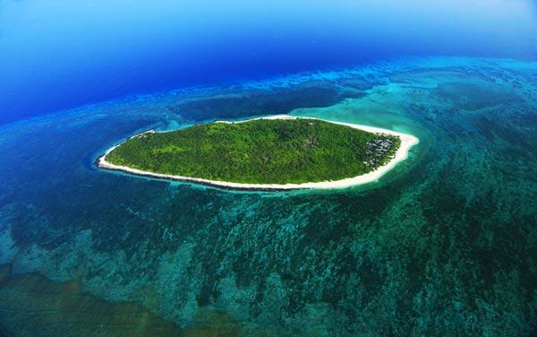 """perierga.gr - Ένας ανεξερεύνητος """"παράδεισος"""" στη Θάλασσα της Κίνας!"""
