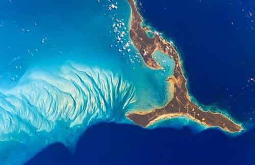perierga.gr - Σπάνιες εικόνες της Γης όπως φαίνεται από ψηλά!