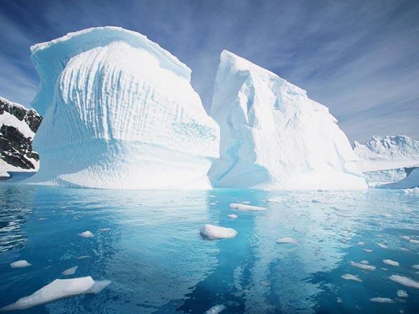 perierga.gr - Περισσότεροι πάγοι στην Ανταρκτική λόγω υπερθέρμανσης!
