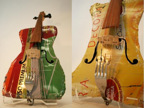 perierga.gr - Η συγκινητική ιστορία της μπάντας με τα ανακυκλωμένα όργανα!