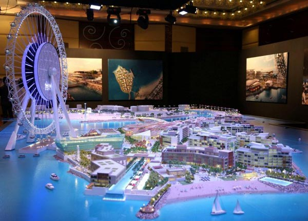 perierga.gr - Η μεγαλύτερη ρόδα λούνα παρκ έρχεται στο Ντουμπάι!