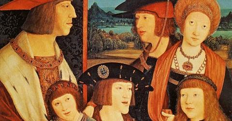 Perierga.gr - Οι βασιλικές οικογένειες της Ευρώπης «εργαστήριο αιμομιξίας»