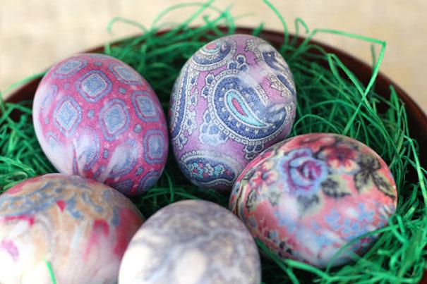 pasxa12 Πρωτότυπες ιδέες για να διακοσμήσετε τα πασχαλινά αυγά!