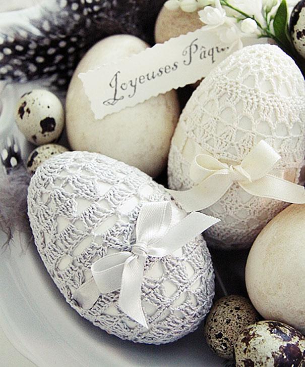 pasxa13 Πρωτότυπες ιδέες για να διακοσμήσετε τα πασχαλινά αυγά!