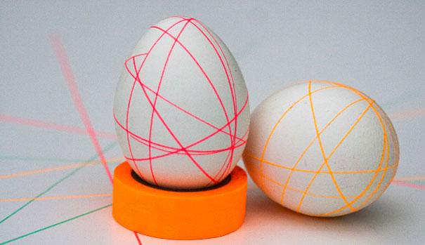 pasxa17 Πρωτότυπες ιδέες για να διακοσμήσετε τα πασχαλινά αυγά!
