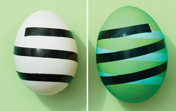pasxa19 Πρωτότυπες ιδέες για να διακοσμήσετε τα πασχαλινά αυγά!