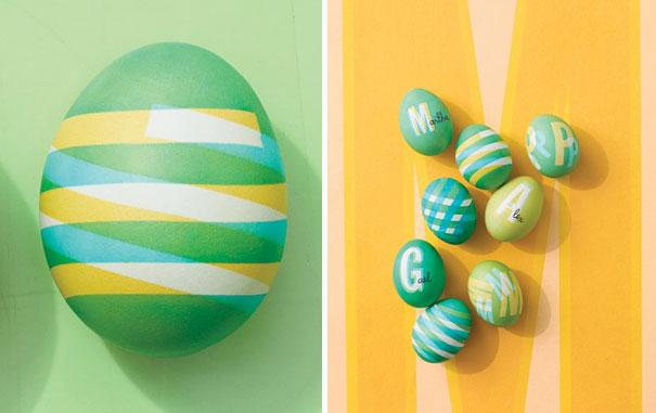 pasxa20 Πρωτότυπες ιδέες για να διακοσμήσετε τα πασχαλινά αυγά!