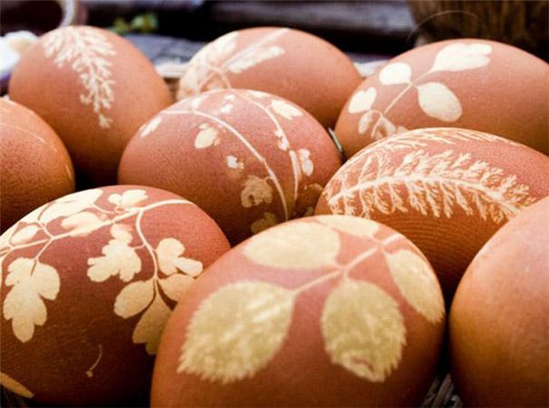 pasxa7 Πρωτότυπες ιδέες για να διακοσμήσετε τα πασχαλινά αυγά!