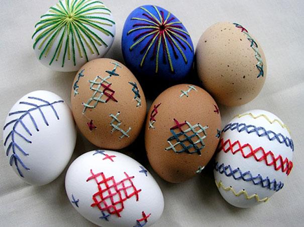 pasxa9 Πρωτότυπες ιδέες για να διακοσμήσετε τα πασχαλινά αυγά!