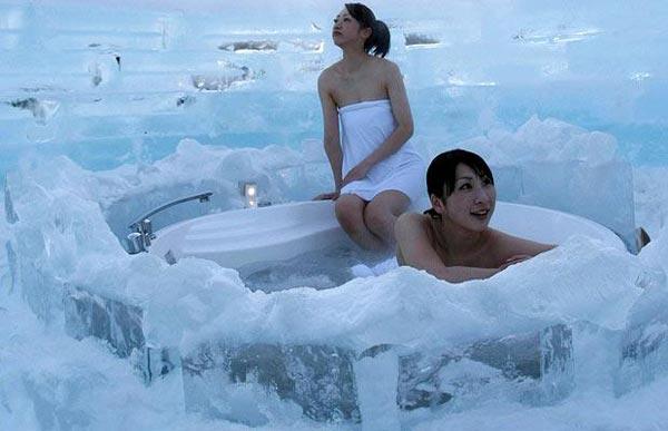 "perierga.gr - Το ""παγωμένο"" ξενοδοχείο της Ιαπωνίας!"