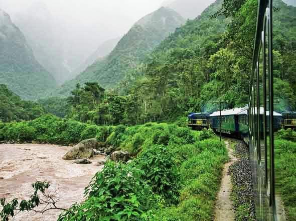 perierga.gr - Τα top 10 πιο θεαματικά ταξίδια με τρένο!