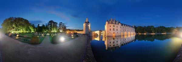 perierga.gr - Chateau de Chenonceau: Ο πανέμορφος πύργος του ποταμού!
