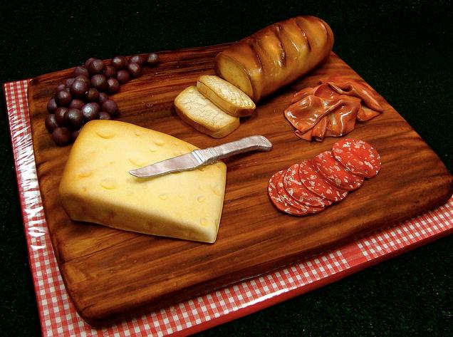 perierga.gr - Όταν η μαγειρική γίνεται... υψηλή ζαχαροπλαστική τέχνη!