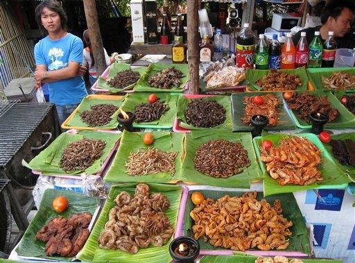 Perierga.gr - Τα έντομα είναι φαγητό του μέλλοντος κατά τον ΟΗΕ!