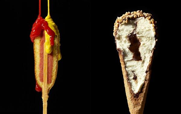 perierga.gr - Καθημερινά τρόφιμα φωτογραφίζονται... κομμένα στη μέση!