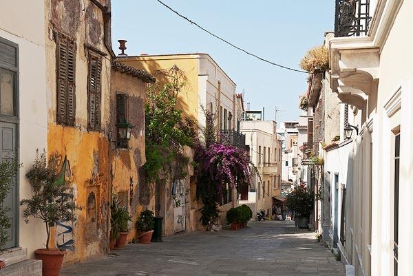 - Παλιές ονομασίες περιοχών της Αθήνας!