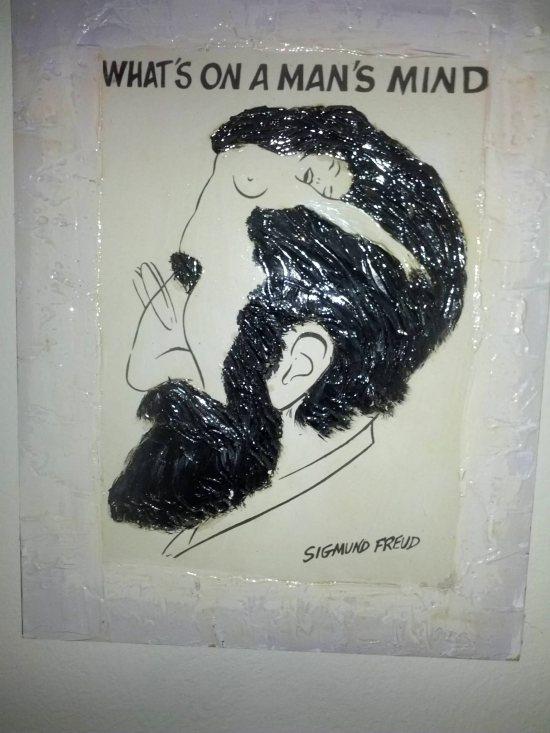 perierga.gr - Τι υπάρχει στο μυαλό ενός άντρα;