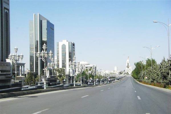 perierga.gr - Asgabat: Η λευκή πόλη!