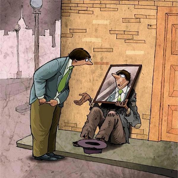 Γελοιογραφίες με… νόημα!