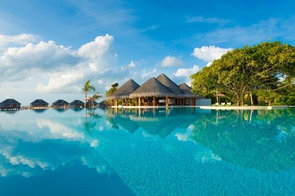 Ολόκληρο το νησί, ένα υπερπολυτελές ξενοδοχείο!