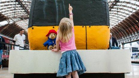 perierga.gr - Ένα τρένο για... φάγωμα!