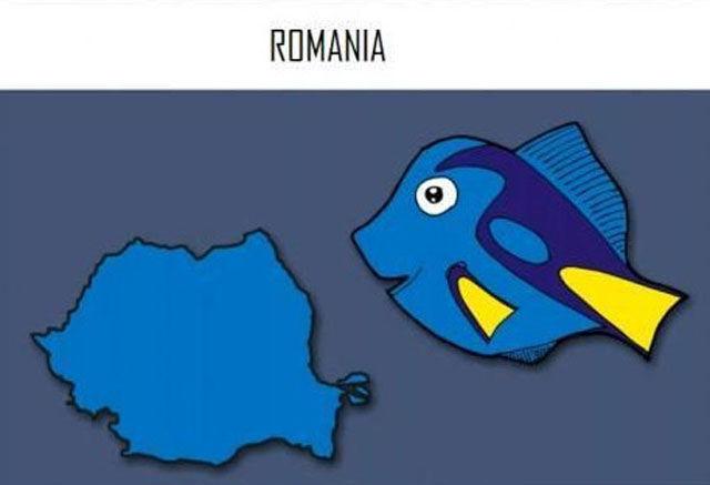 perierga.gr - Χιουμοριστικές... ερμηνείες των ευρωπαϊκών χωρών!