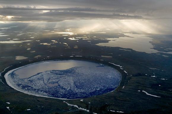 perierga.gr - Οι πιο εντυπωσιακοί κρατήρες της Γης!