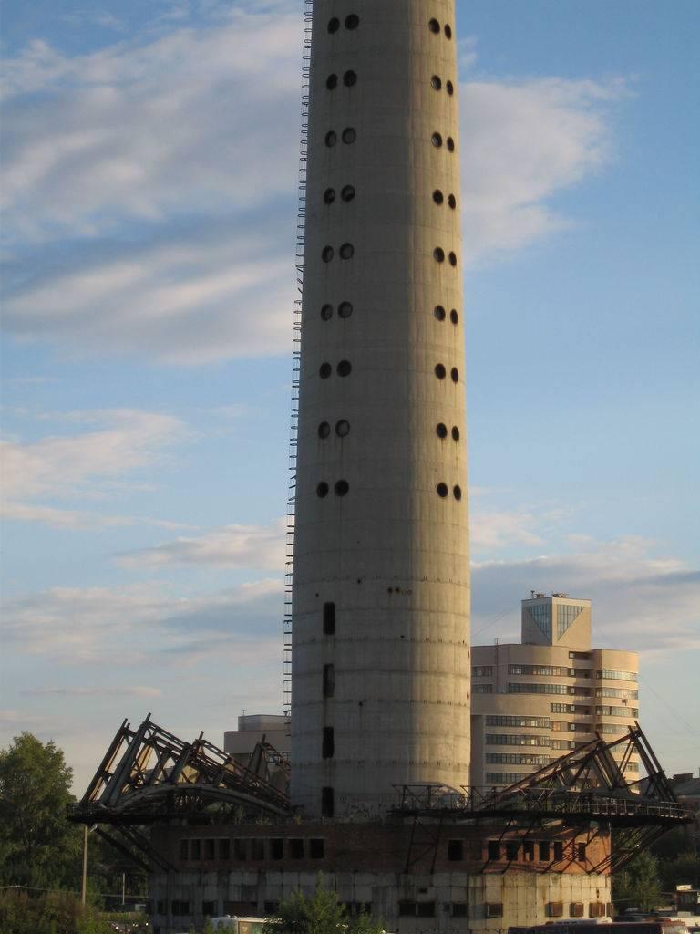 Το ψηλότερο εγκαταλειμμένο κτήριο