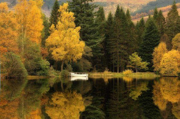 perierga.gr - Εκπληκτικές αντανακλάσεις φυσικών τοπίων στο νερό!