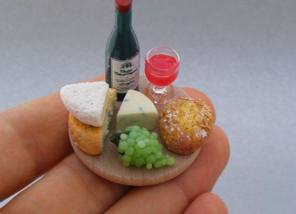 perierga.gr - Φαγητά σε... μικρογραφία!