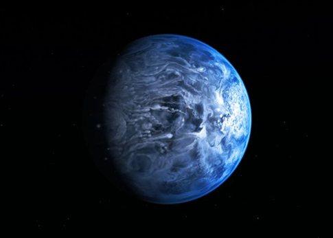 Perierga.gr - Βρέθηκε κι άλλος γαλάζιος πλανήτης!