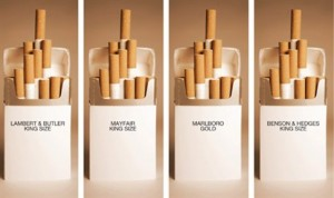 Perierga.gr - Τα ενιαία πακέτα κάνουν το τσιγάρο λιγότερο ελκυστικό