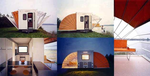 perierga.gr - De Markies: Ένα εντυπωσιακό κινητό σπίτι!