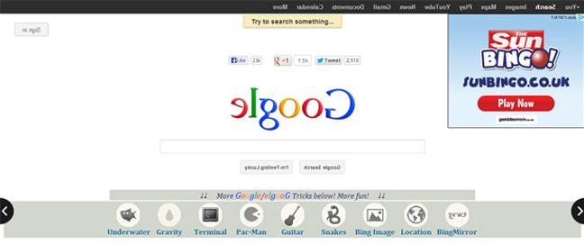 Perierga.gr - Οι κρυφές... αναζητήσεις του Google