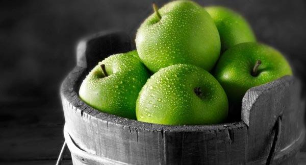 perierga.gr - Έχετε πονοκέφαλο; Μυρίστε ένα πράσινο μήλο!