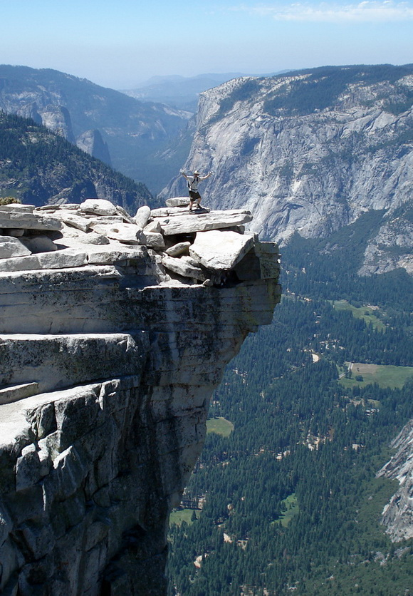 perierga.gr - Κρεμαστοί βράχοι: Τα φυσικά