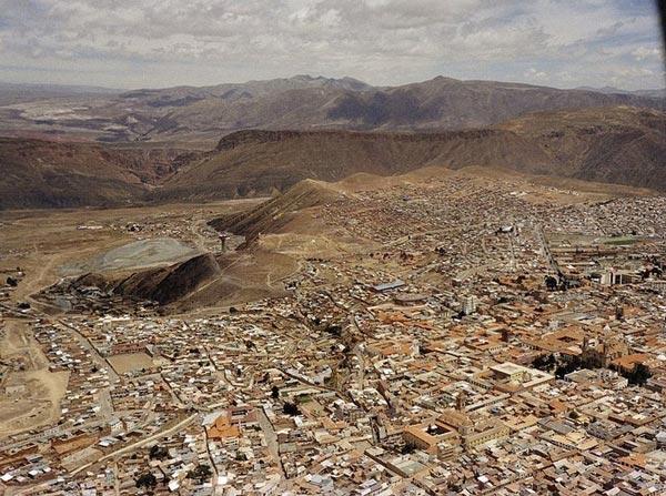 perierga.gr - Πόλεις σε πολύ μεγάλο υψόμετρο!