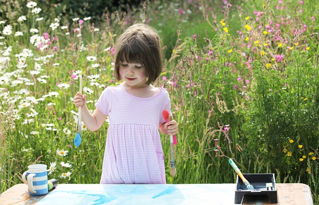 perierga.gr - Τρίχρονο κορίτσι με αυτισμό εκπλήσσει με τις ζωγραφιές της!