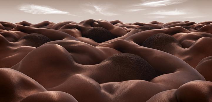 perierga.gr - Γυμνά σώματα δημιουργούν απίθανα φυσικά τοπία!