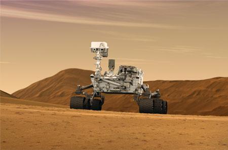 Perierga.gr - Δώδεκα μήνες στον Άρη σε δύο λεπτά