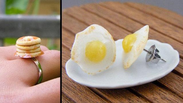 perierga.gr - Κοσμήματα εμπνευσμένα από τρόφιμα!
