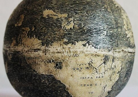 Perierga.gr - Η αρχαιότερη υδρόγειος του θαυμαστού Νέου Κόσμου