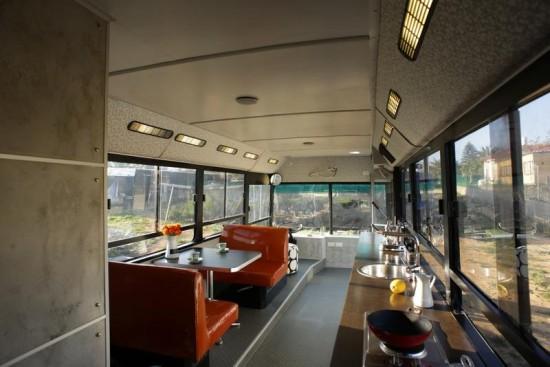 perierga.gr - Μετέτρεψαν λεοφωρείο σε... ιδανικό σπίτι!